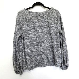 Lou and Grey  Terry Sweatshirt M